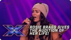 In a matter of days, Rosie Bragg has gone from singing in front of her mirror to singing in front of an Arena! By pouring her heart into One Direction's 'Sto. Youtube Share, She Girl, Girl Bands, Factors, Acting, Singing, Twitter, Makeup, Maquiagem