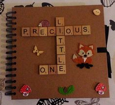 Hey, I found this really awesome Etsy listing at https://www.etsy.com/listing/273583928/new-baby-memory-book-baby-scrapbook-baby