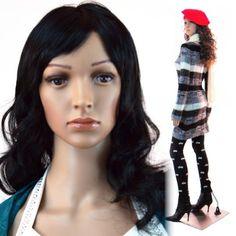 Realistic Standing Female Adult Mannequin + Base + 2 Free Wigs (F-02+2) AMT Mannequins http://www.amazon.com/dp/B00FXWWBC0/ref=cm_sw_r_pi_dp_9fgjvb0KQP4KZ