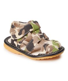Another great find on #zulily! Camo Fishermans Sandal #zulilyfinds