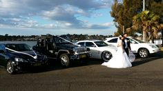 Another I Do Wedding Cars wedding, Congratulations to Our Newly Weds Theo & Melina 10th August 2014.