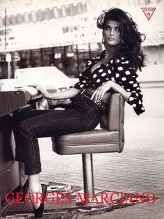 Shana Zadrick 1991 Guess