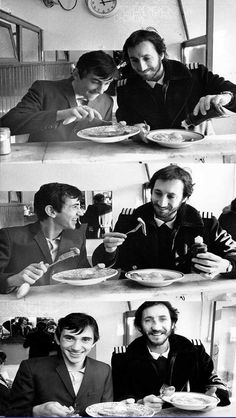 Phil Daniels and Pete Townshend