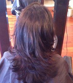 Hair cut n color