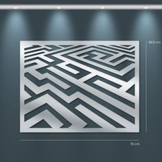 Miroir design labyrinthe http://tendance-miroir.com/fr/miroir-design/21-miroir-design-labyrinthe.html