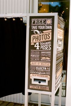 13 Best Photo Booth images in 2012 | Photo booth, Diy photo