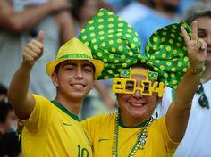 PHOTOS. Coupe du monde : supporters en folie