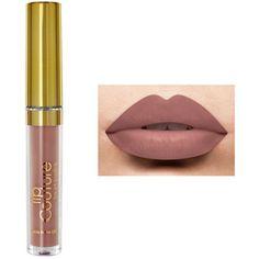 LA Splash Cosmetics Lip Couture Lipstick Cryptic LA-Splash Cosmetics Lip Couture Lipstick (Waterproof)