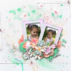 the sunny side of life by Ilonka´s Scrapbook Designs