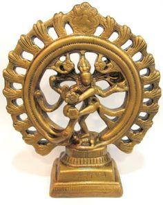 Ateliê Le Mimo: ORIENTAIS  Shiva - peça em gesso