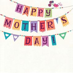 Make her Mother's Day special with the Happy Mother's Day Banner greeting card from Hallmark. Happy Mothers Day Banner, Happy Mother's Day Card, Happy Mother S Day, Hallmark Greeting Cards, Mother's Day Greeting Cards, Mother's Day Clip Art, Mother's Day Banner, Mothers Day Pictures, Mothers Day Crafts