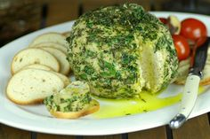 Brazil nut cheese with herbs – Recipes – Bite