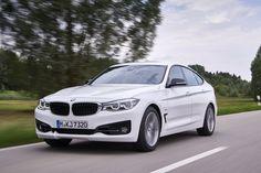 Обновленный BMW 3 Series Gran Turismo отличается более спортивным обликом, а турбомоторы обладают увеличенной мощностью и экономичностью.