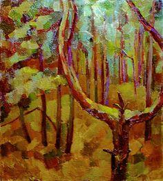 "Yury Ermolenko, ""Horseshoe - for good luck!"", 1996, oil on canvas, 100x90 cm. #YuryErmolenko #еrmolenko #ЮрийЕрмоленко #ермоленко #yuryermolenko #єрмоленкоюрiй #ermolenkoyury #ермоленкоюрий #юрийермоленко #юрийермоленкохудожник #юрiйєрмоленко #ЮрiйЄрмоленко #єрмоленко #rapanstudio #modernart #fineart #contemporaryart #painting #art #picture #живопись #texture #landscape #пейзаж #scenery #colorful #современноеискусство #живопис #малярство #contemporaryartgallery #hot #MFA #tree #wood…"