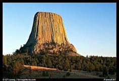 Картинки по запросу сша. вайоминг. башня дьявола