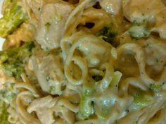 Campbell s Chicken & Broccoli Alfredo