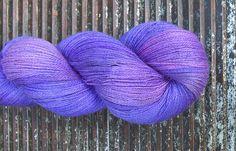 Alpaca/Silk/Cashmere Lace  CAMBRIDGE...'Felix' by KettleYarnCo, £21.00