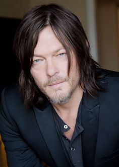 "bethkinneysings: "" "" Norman Reedus photographed by Kirk McKoy for Los Angeles Times "" """