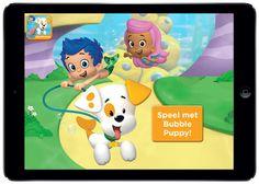 Bubble Puppy – Spelen en Leren