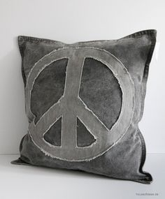 Kissen PEACE 50x50 cm
