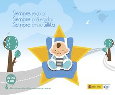 Campaña en Pozoblanco propuesta por la DGT sobre el Cinturón de Seguridad y SRI