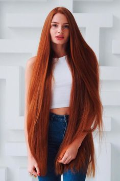 Alopecia to Thick Gorgeous Hair – 4 Easy Tips 4 Easy hair care tips – From Alopecia hair loss TO thick gorgeous hair The post Alopecia to Thick Gorgeous Hair – 4 Easy Tips appeared first on Do It Yourself Fashion. Long Silky Hair, Long Red Hair, Very Long Hair, Long Hair Girls, Dark Hair, Shiny Hair, Brown Hair, Beautiful Red Hair, Beautiful Redhead