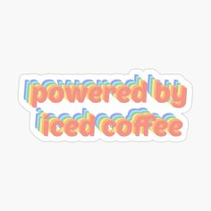 Coffee stickers featuring millions of original designs created by independent artists. Decorate your laptops, water bottles, notebooks and windows. 4 sizes available. Stickers Cool, Red Bubble Stickers, Photo Wall Collage, Picture Wall, Logo Sticker, Sticker Design, Cute Picture Quotes, Starbucks Logo, Wallpaper Stickers