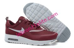 Buy Wine Red Air Max 90+87 Nike Air Max Shoes Hyp Prm Gridiron White 599409 500 With $63.43[50% Off Lebron 11 Elite 524] | Air Max 90+87
