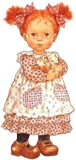 gifs et tubes sarah kay - Page 6 Sarah Key, Holly Hobbie, Cute Little Girls, Cute Kids, Vintage Pictures, Cute Pictures, Hobbies To Try, Hobby Horse, Sweet Pic