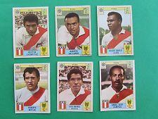 PANINI MEXICO 70 - Un Sticker au choix - Equipe du PEROU
