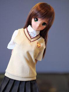 Smart Doll Ebony by ranbutan