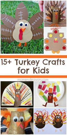 17 Delightful Turkey Decorations Images Thanksgiving Table