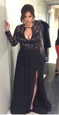 The Beautiful Denise Bidot.