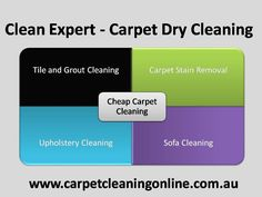 If you are looking for the Best Dry Carpet Cleaning in Melbourne then look no further! Carpetcleaningonline.com.au here to help you with our unique Dry product and technology. We provide fast, friendly, efficient, guaranteed service to all of our customers. Read More: http://www.carpetcleaningonline.com.au/dry-carpet-cleaning/