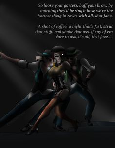 Coco Adel x Flynt Coal   Rwby: All that Jazz by Omnipotrent.deviantart.com on @DeviantArt  Team CFVY  and Team FNKY