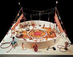 Cirque Calder by Alexander Calder.
