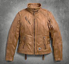 Calamity Fringe Leather Jacket
