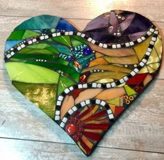 Mosaic Crafts, Mosaic Projects, Stained Glass Projects, Stained Glass Patterns, Mosaic Patterns, Stained Glass Art, Mosaic Artwork, Mirror Mosaic, Mosaic Wall