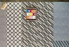 Azulej Tiles by Patricia Urquiola for Mutina materials