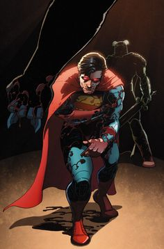 "hewhowalksthesky: "" Action Comics #29 """