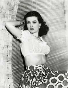 This evening a double bill planned of Joan Bennett (February 27, 1910 – December 7, 1990)