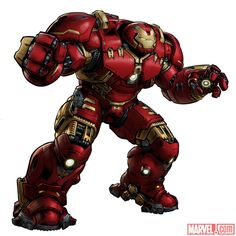 Hulkbuster in Marvel: Avengers Alliance