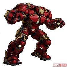Hulkbuster in Marvel: Avengers Alliance