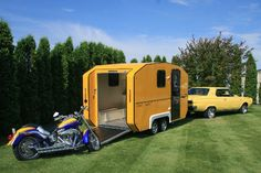The Vymeron by Micro-Lite Trailer