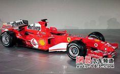 不容遗忘的辉煌!法拉利历代F1战车赏析: 2005年F2005