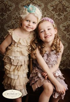 loving these dresses for classic pics... hmmm
