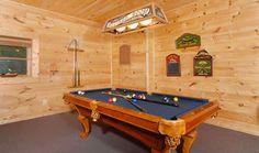 Mountain Manor- 5 Bedroom, 3 Bathroom Cabin Rental in Gatlinburg, Tennessee.