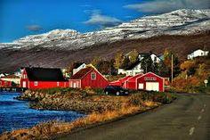 The sweet and friendly town of Eskifjörður