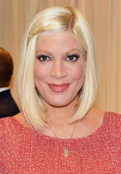 With you Tori spelling boobs can