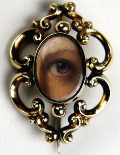 Lover's Eye, English School, Circa 1860